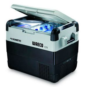 waeco cfx 65dz fridge
