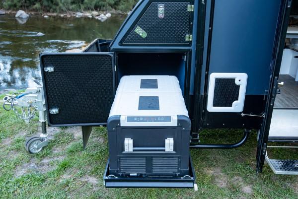 xh15 hybrid caravan fridge slide