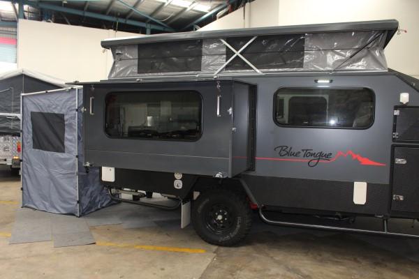 xh15 hybrid caravan setup