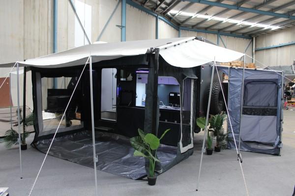 xh15 hybrid caravan stay away in comfort