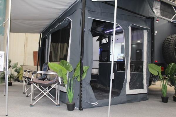 xh15 hybrid caravan annex