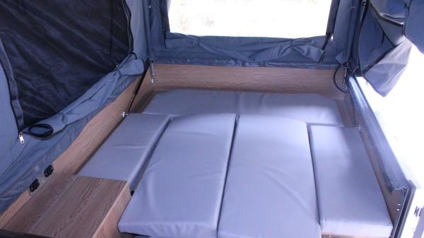 xf extreme forward fold extra bedding