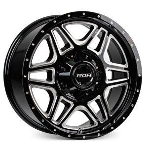 maverick 4x4 alloy wheel